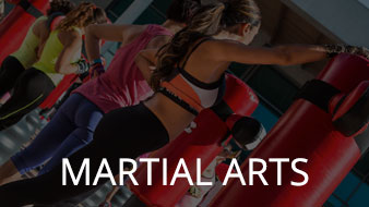 Find a martial arts studio