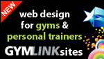 Gym Websites for only $59 per month