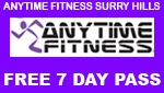 Anytime Fitness 24 Hour Gym Surry Hills, SURRY HILLS
